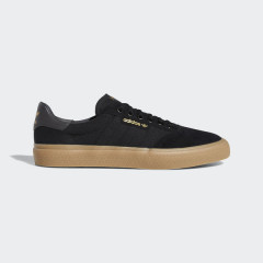 Кеды Adidas 3MC VULC Core Black/Grey/Gum