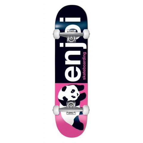 "Скейтборд в сборе Enjoi Half an Half FP Pink 8.0"""