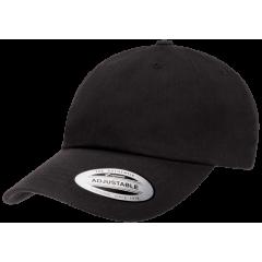 Кепка FlexFit 6245CM Dad Hat - Black