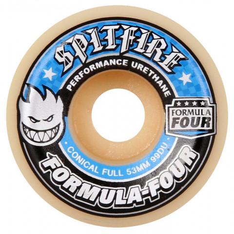 Колеса Spitfire F4 Conical Full 52mm 99D